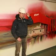 EON Energy from Waste,1 Premnitz,Konferenzraum, künstlerische Objektgestaltung, Innenraumgestaltung