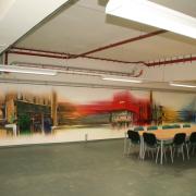 EON Energy from Waste,2 Premnitz,Konferenzraum, künstlerische Objektgestaltung, Innenraumgestaltung
