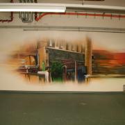 EON Energy from Waste,4 Premnitz,Konferenzraum, künstlerische Objektgestaltung, Innenraumgestaltung