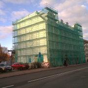 Fassadengestaltung, 360art Berlin Brandenburg, Rathenow Fassadenkunst Architekt