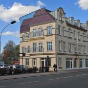 Illusionsmalerei Architektur, Hausfassade Gestaltung, 360 Objektart Referenz
