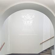 Beuth Hochschule für Technik,Kreative Wandgestaltung, Ilusionsmalerei, künstlerische Objektgestaltung, Fassadenkunst, Malerei, Fassadengestaltung, Fassadenmalerei, Fassadenbild, Fassadenbeschriftung, Schweiz,Graffiti Kunst, bemalung,Wandmalerei